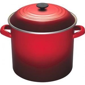 Emaljgryta Röd 15,2 Liter