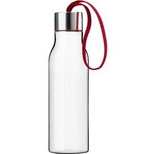 Drikkeflaske 0,5 L rød