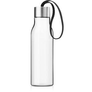 Drikkeflaske, 0,5 liter sort