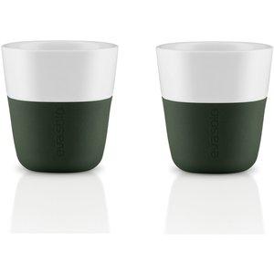 2 Espressokopper Grønn
