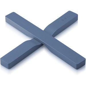 Magnetiskt grytunderlägg, blå