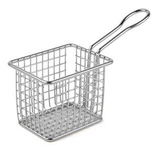 Frityrkorg Mini Rektangulär