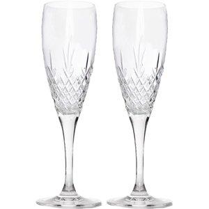 Crispy Celebration champagneglas, 2 stk.