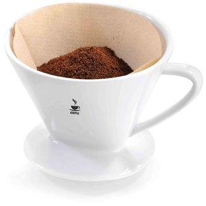 Kaffetrakt i porselen