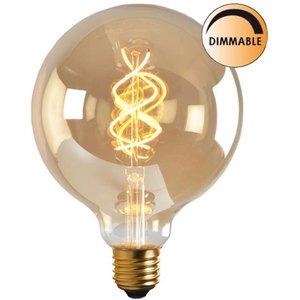 Ljuskälla LED Soft Filament Dimbar Guld 100 mm