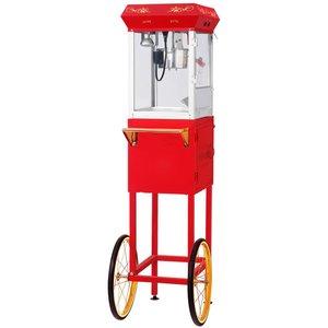 Popcornvagn All Star 8-10 liter Röd