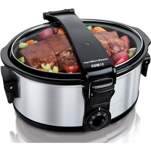 Stay or Go Slow Cooker