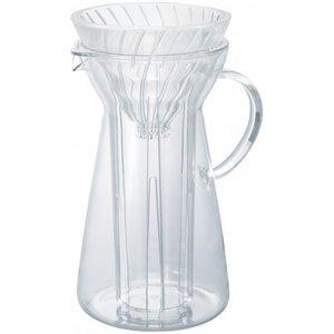 Ice Coffee Maker glass handle