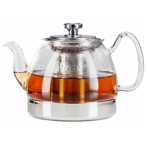Teapot Glass Stovetop 900ml