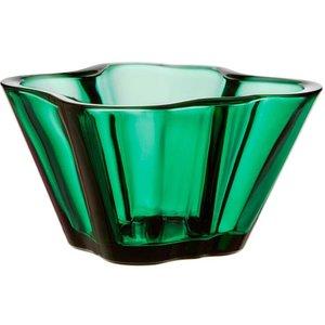 Aalto Skål 75 mm Smaragd