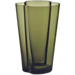 Aalto Vas 220 mm Mossgrön