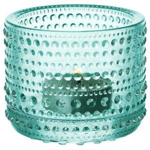 Kastehelmi Ljuslykta 64mm Vattengrön
