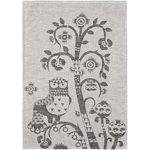 Taika kökshandduk 47x70 cm grå
