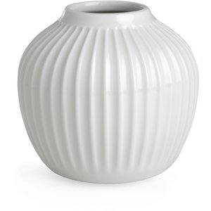 Hammershøi Vase 125 mm Hvit