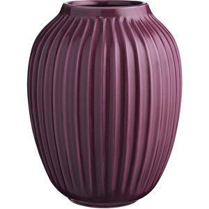 Hammershøi Vase 250 mm Plum