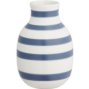 Omaggio Vas 12,5 cm Stålblå