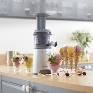 Kenwood Pure Juice Slow Juicer Review : JMP601SI PureJuice Slow Juicer fra Kenwood Gratis Levering