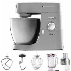 Köksmaskin Chef XL KVL4140S