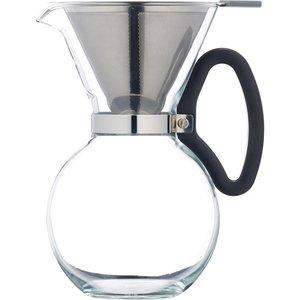 Slow Brew Bryggare 1,1 Liter Glas/rostfritt