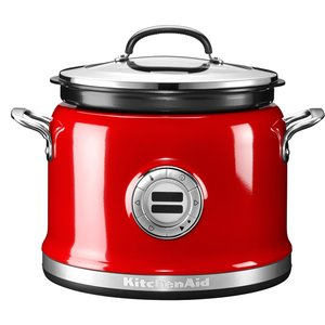 Multi-cooker 3,95 liter rød