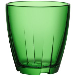 Bruk Tumblerglas Grön Litet