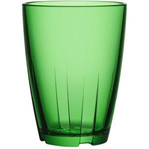 Bruk Tumblerglas Grön Stort