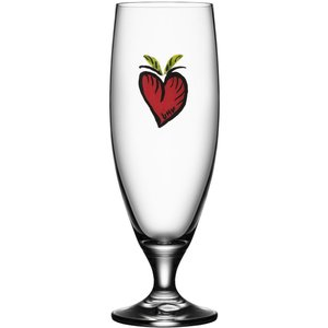 Friendship Ölglas Hearts 50 cl