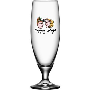 Friendship Ölglas Happy Days 50 cl