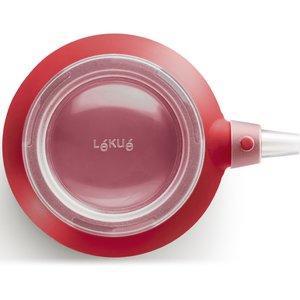 Decomax Dekorsprits Silikon Röd med sex munstycken
