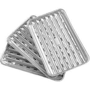 Grillformar i Aluminium 3st