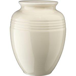 Vase 19 cm Creme