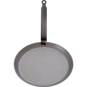Crêpe/pandekagepande pladejern, Ø 24 cm