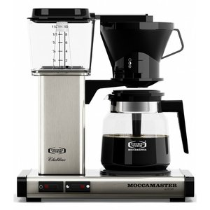Kaffebryggare KB952AO Borstad Metall