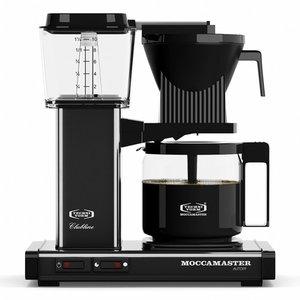 Kaffebryggare KBG962AO Svart Metallic