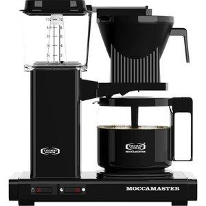 Kaffebryggare KBG962AO Black