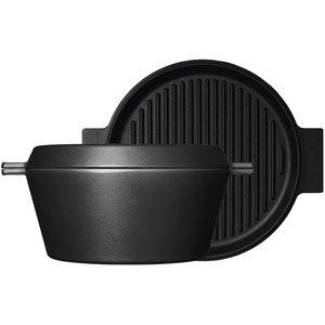 Multicocotte med grillokk, 4,6 L
