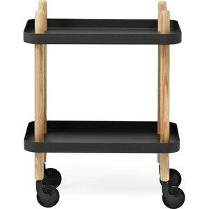 Block Table Black