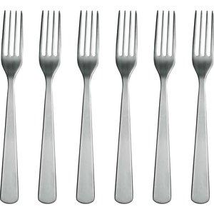 Normann Forks - 6 pack Steel