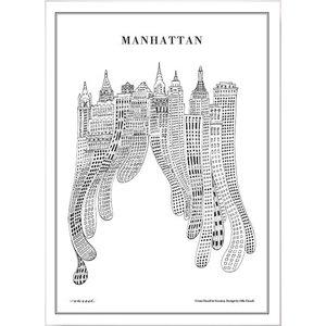- Manhattan
