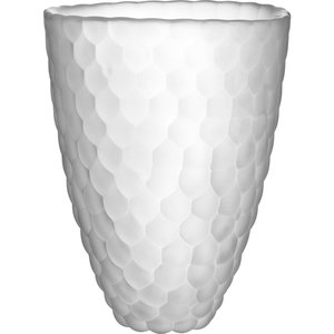 Hallon Vase Frostet 20cm