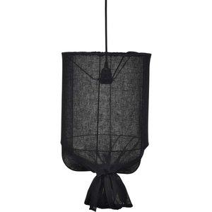 Takskärm Ø 40 cm svart
