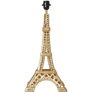 Bordslampa Eiffeltornet Metall Guld