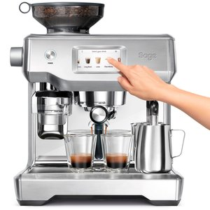 SES990 The Oracle Touch espressomaskin
