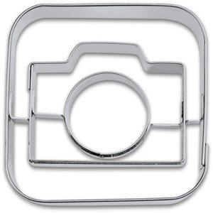Kageudstikker App Kamera