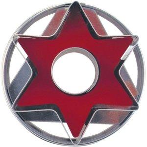 Kageudstikker Stjerne 3 i 1