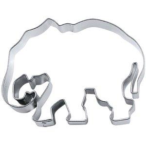 Kageudstikker Elefant 7 cm