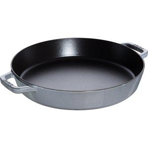 Pans Series Sautépanne med To Håndtak Grå 34 cm