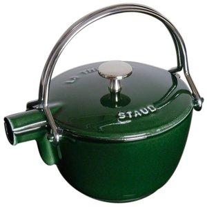 Tekanne Rund 1,15 Liter, Grønn