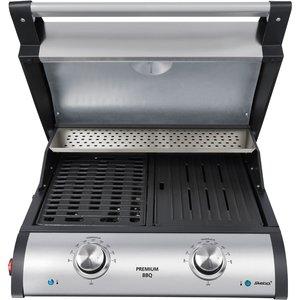 VG500 BBQ Bordgrill m/ Hette Premium