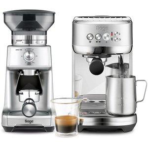 The Bambino Plus espressomaskin & kaffekvarn